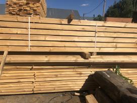 Statybinė, kalibruota mediena, iki 9m. - nuotraukos Nr. 4