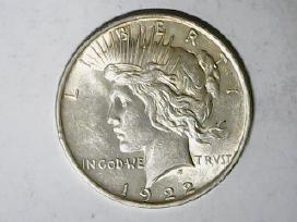 JAV 1 doleris, 1922