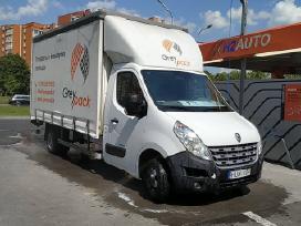 Transporto ir kraustymo paslaugos