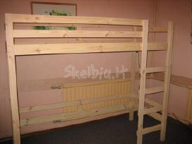 Dviaukštės lovos - nuotraukos Nr. 4