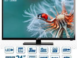 Televizoriai veikiantys nuo 220v. ir nuo 12