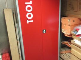 Metalinė spinta įrankiams & dokumentams