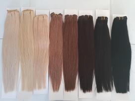 Nauji Naturalus plauku tresai