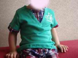Komplektukas berniukui vasarai 100cm - nuotraukos Nr. 2