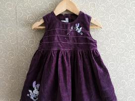 H&m violetinė suknelė su Minnie 74cm