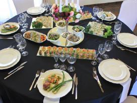 Maistas šventėms, išvažiuojamieji banketai - nuotraukos Nr. 3