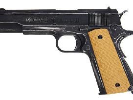 Šratasvydžio pistoletas Aw Custom Molon Labe 191