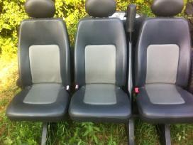 Opel Movano,renault Master,nissaninterstar Sėdynės