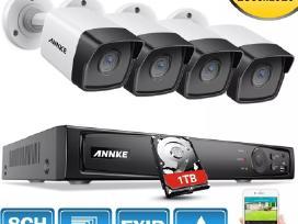 Naujos kartos 5mp Super HD Poe apsaugos kameros !