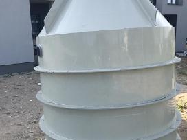 Švaistė biologiniai nuotekų valymo įrenginiai.