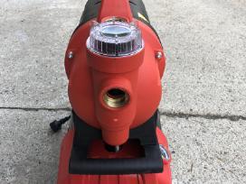 Hidroforas Scheppach 1.1kw 4200l/h iš Vokietijos - nuotraukos Nr. 4