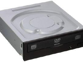 Dvd/rw Rom vidiniai ir išoriniai diskąsukiai 4€