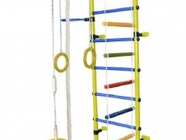 Gimnastikos / švediška sienelė (sporto kompleksas) - nuotraukos Nr. 2