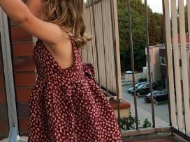 Labai minkštutė suknelė Polomino 80cm - nuotraukos Nr. 3