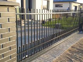 Kiemo vartai, varteliai, tvoros, automatika - nuotraukos Nr. 3