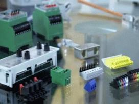Išparduodama pramoninė elektroninė įranga