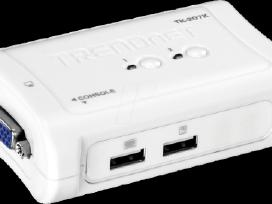 Trendnet 2-port Usb Kvm Switch Kit