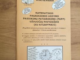 Matematikos užduočių sąsiuvinis