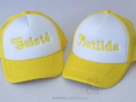 Siuvinėtos kepurės - nuotraukos Nr. 2