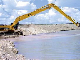 Žemės kasimo darbai - nuotraukos Nr. 2