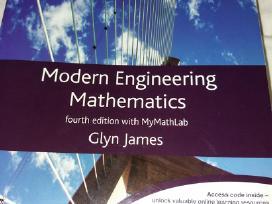 Matematikos knyga anglu kalba