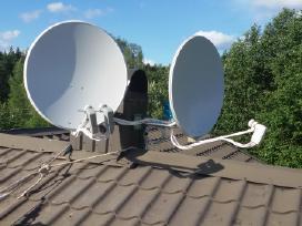 Skaitmenine palydovine nemokama televizija