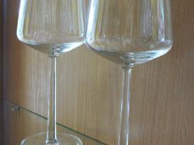 Suomių dizaino iitala taurės vynui, 2 vnt.