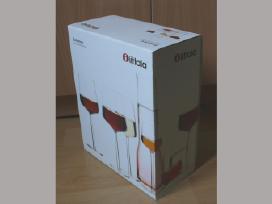 Suomių dizaino iitala taurės vynui, 2 vnt. - nuotraukos Nr. 2