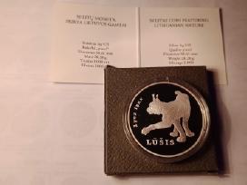 Lietuvos banko monetų išpardavimas