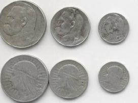 Lenkiskos sidabrines monetos - nuotraukos Nr. 2
