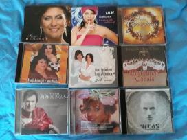 Muzikos diskai