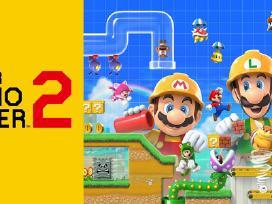 Nintendo Switch Žaidimai,priedai