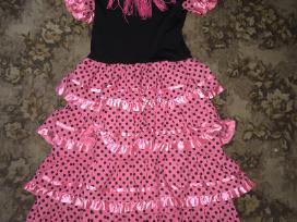 Flamenko suknelė