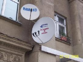 Palydovinė-TV be abonentinio mokescio