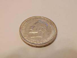 1925 - 1938 tarpukario litų Smetoninės monetos