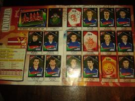 Futbolo lipdukai - nuotraukos Nr. 4