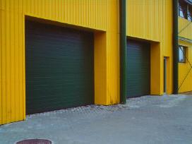 Akcija. pramoniniai pakeliami garažo vartai - nuotraukos Nr. 3
