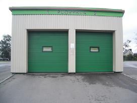 Akcija. pramoniniai pakeliami garažo vartai - nuotraukos Nr. 4