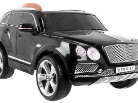 Elektromobilis Bentley Bentayga, super kaina!