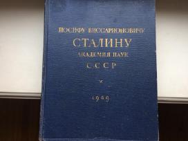 Labai reta kniga Stalinuj