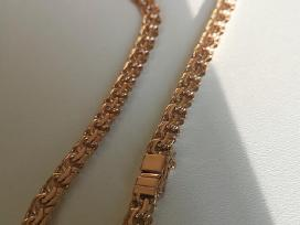 Auksine grandinele Bismark 80gr.