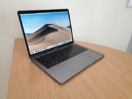 Apple MacBook Pro 2017, 8 RAM, 512 SSD, garantija