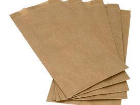 Popieriniai maišeliai maistui