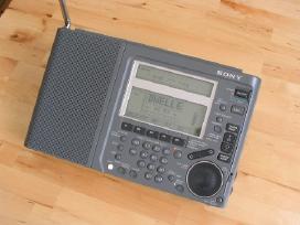 Sony Icf Radija