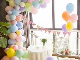 Pigus dideli helio Led balionai ir balionu arkos - nuotraukos Nr. 3