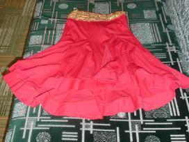 Sportinių šokių (Lotynų amerikos) suknelė