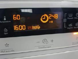 Electrolux Ewf1687hdw Steam System 9kg A++(-10%) - nuotraukos Nr. 3