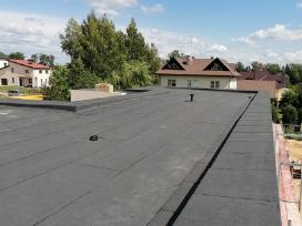 Plokščiu stogu dengimas, stogdengiai