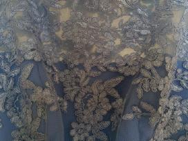 Proginė žydra suknelė - nuotraukos Nr. 3