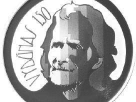 Vilhelmo Storostos-vydūno 150-osioms monetėlė ! - nuotraukos Nr. 2